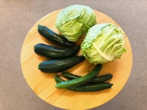 野菜をお福分け。SDGs文化な信州